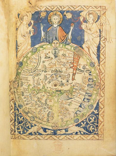 Psalter map