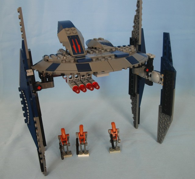 Star Wars Lego 8016 Hyena Droid Bomber Lego 8016 Hyena D Flickr