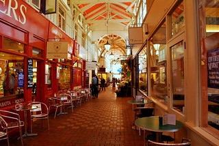 Oxford Covered Market | by goingslowly
