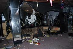 Abandoned nightclub