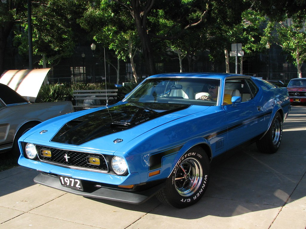 1972 ford mustang mach 1 fastback 5vbw908 2 by jack snell thanks
