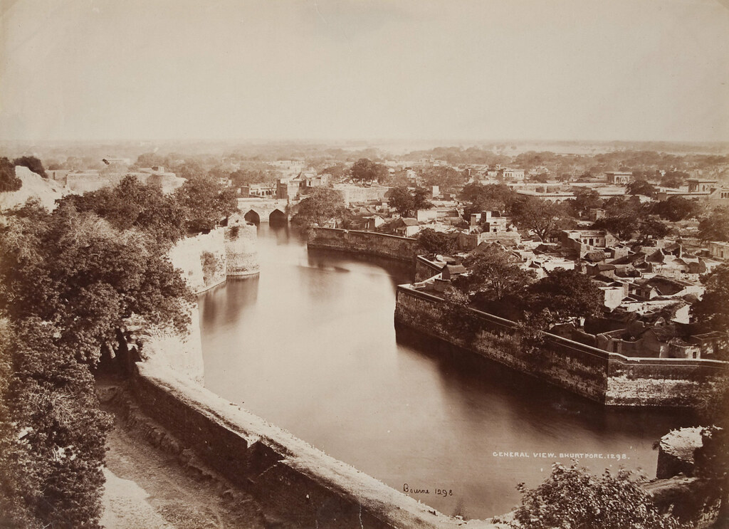 General View, Bhurtpore