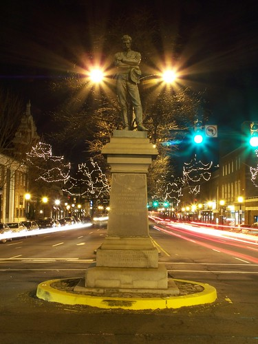 """Appomattox"", otherwise known as the Confederate statue (Washington Street, Alexandria VA) 