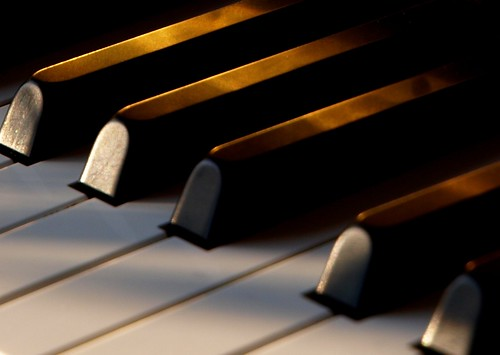 piano keys | by mararie