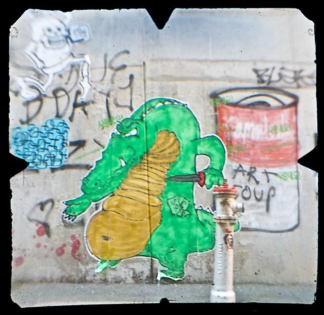Street Art, Higson Lane, CBD, Melbourne  (TTV-090318-2216-H)