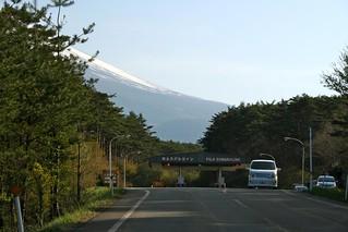 Mt. Fuji | by bvalium