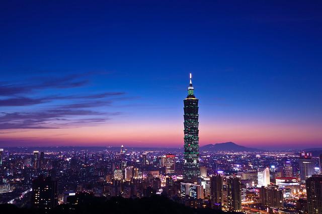 台北101 / Taipei 101, Taiwan