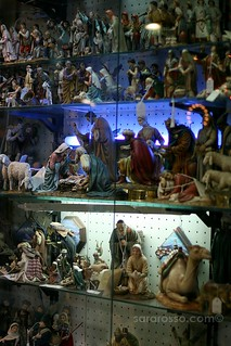 More Presepe, Nativity Scene figures, Spaccanapoli, Naples, Italy | by MsAdventuresinItaly