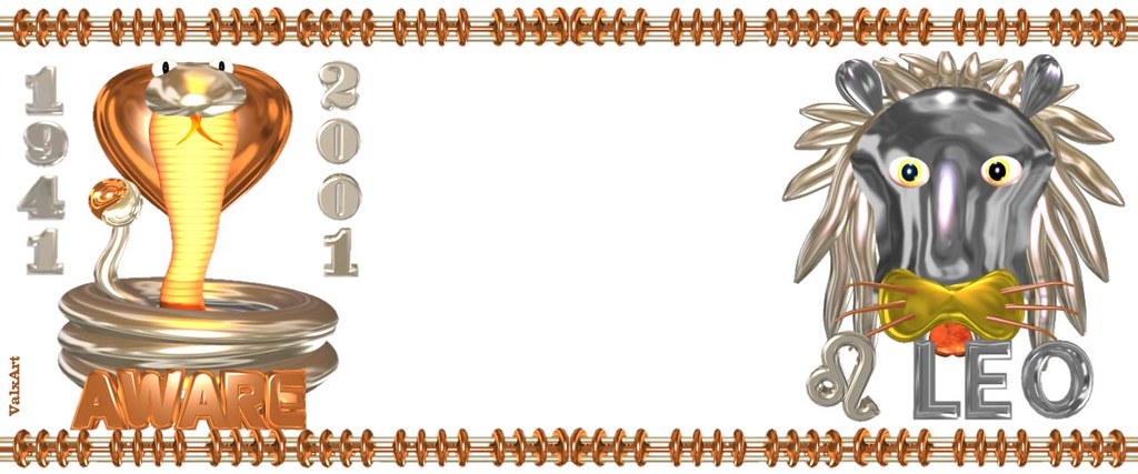 ValxArt's 1941 2001 Metal Snake Chinese Zodiac people born