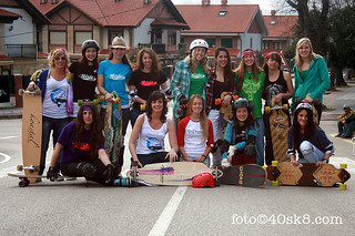 Longboard Girls Crew
