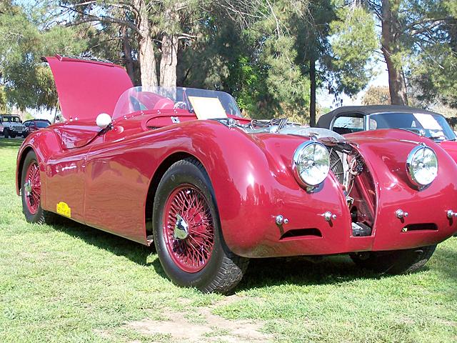 Jag roadster 2