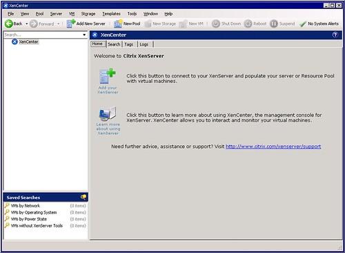xen server center virtualisation sysadmin | xen server cente