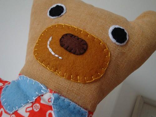 Mr Bear - detail