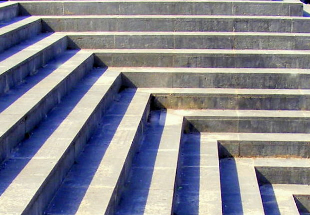 Simply stairs ...