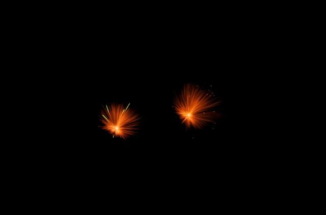Fireworks - #2873
