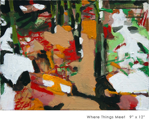 "Allison Gildersleeve ""Where Things Meet"""