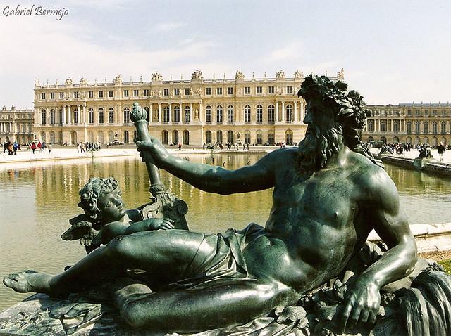 El guardian de Versalles