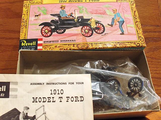 1910 Model T Ford roadster