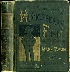 Adventures of Huckleberry Finn by Mark Twain - 1885 | by crackdog