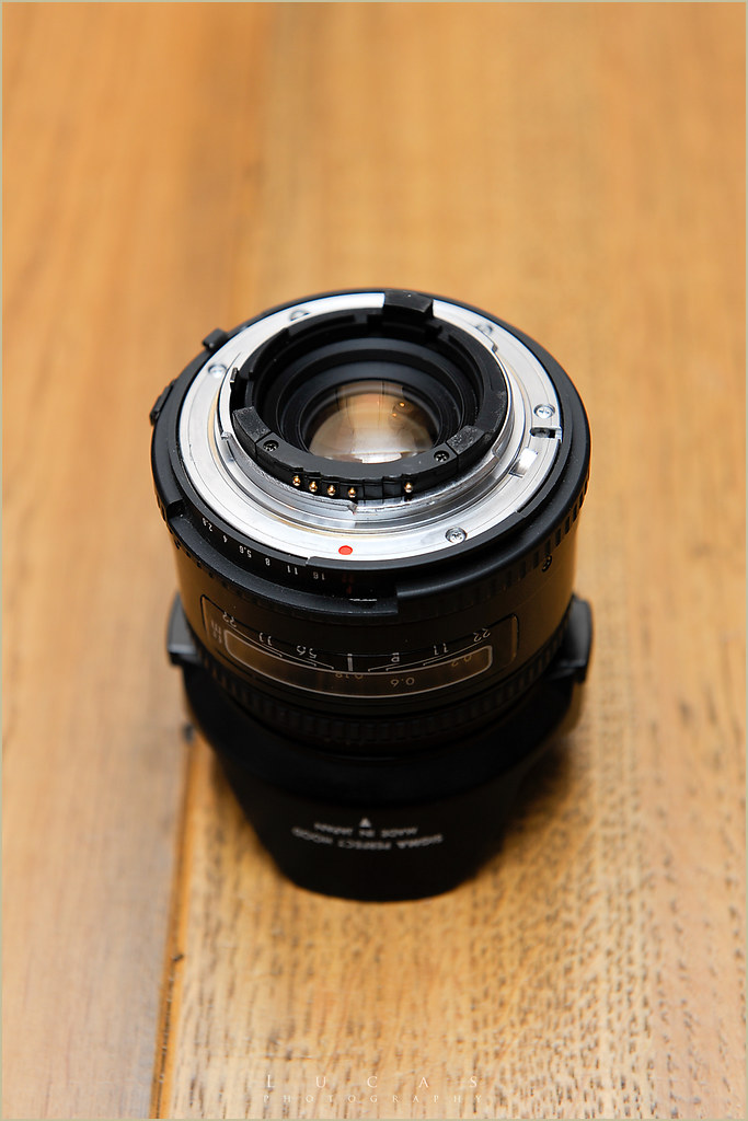 Sigma 24mm F28 Superwide II 1