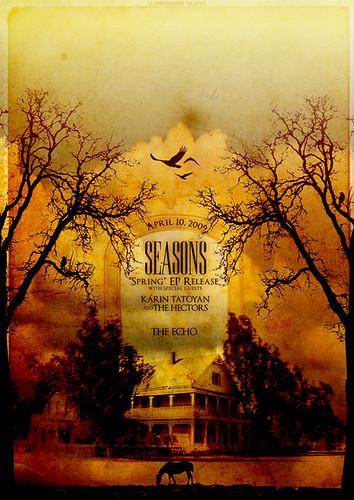 Seasons 'Spring' EP release