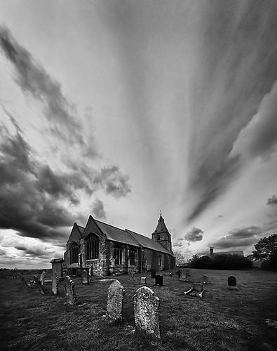 church geotagged nottinghamshire stgiles holme monchrome purefinder geo:lat=53123258 geo:lon=0801487