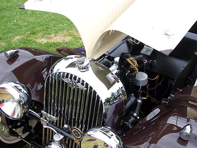 1938 Morgan 4-4