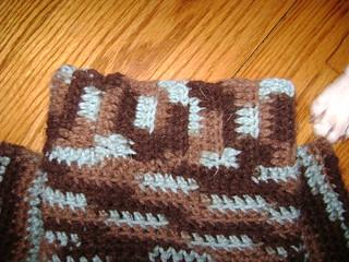 Iggy's Crochet Dog Sweater | by DIY Sara