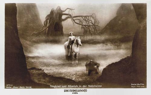 Paul Richter in Die Nibelungen: Siegfried (1924)