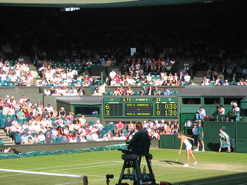 Wimbledon 2004 - Centre Court | by FDWR