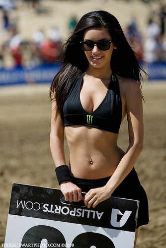 Mercedes. One of the hottest 30 second board girls