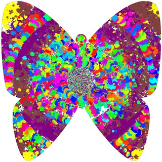 spinart butterfly
