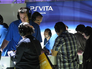 PS Vita in the mix | by jfingas