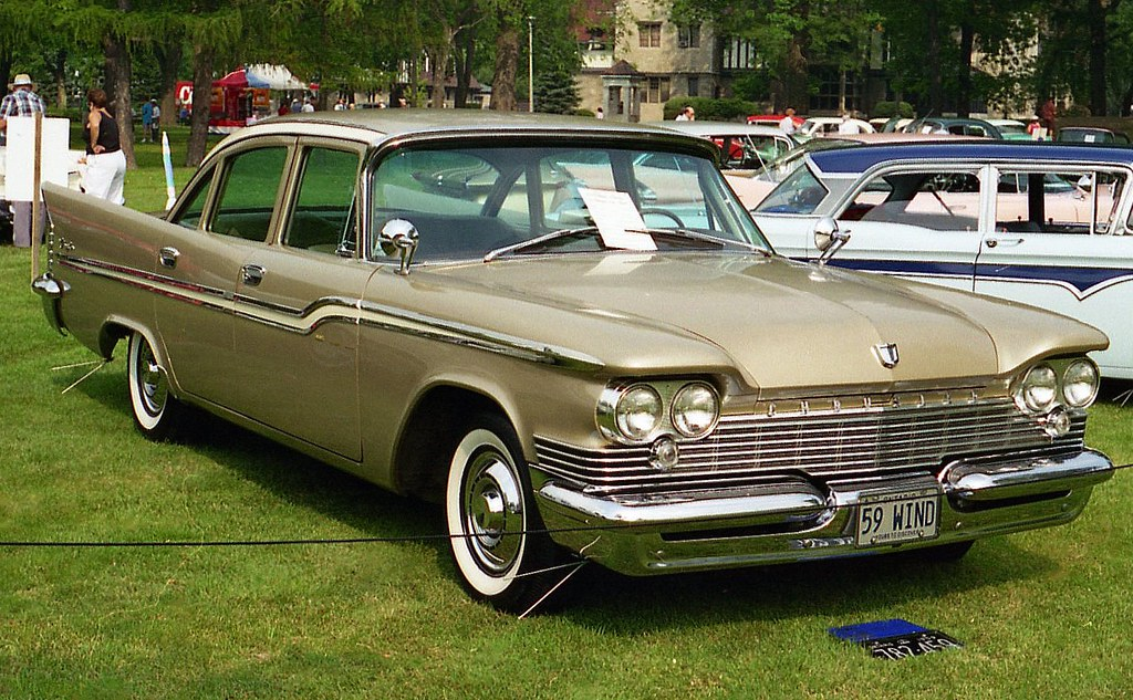 1959 Chrysler Windsor 4 Door