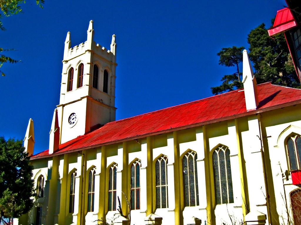 Christ Church, Shimla by sir_watkyn