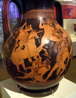 Red Figure Gigantomachy 1 | by diffendale