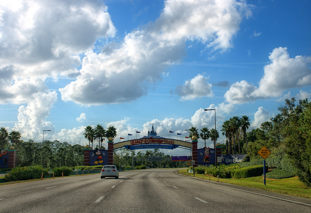 Disney - Welcome Home... by Express Monorail