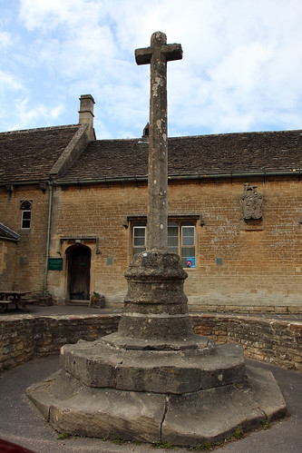 Cross at Lacock   by Hillarie