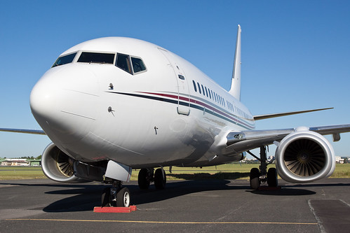 Boeing B737 // N127QS | by Jerome_K