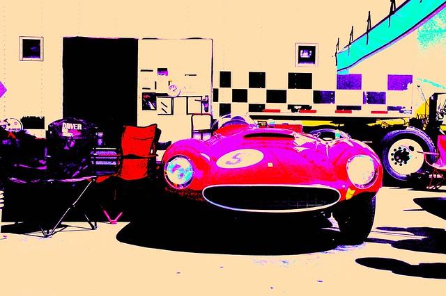 Fine Ferrari from the Fifties