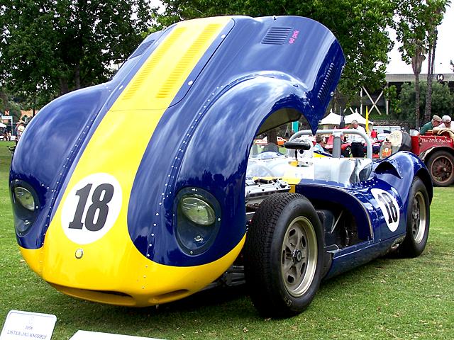 1958 Lister Jag Knobbly 2