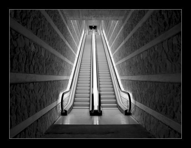 Escalera Mecanica II