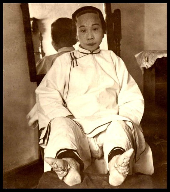Chinese foot binding sexuality
