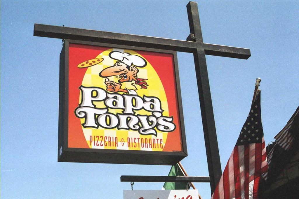Papa Tony S Pizzeria New Jersey Pizza Friday With Papa T Flickr