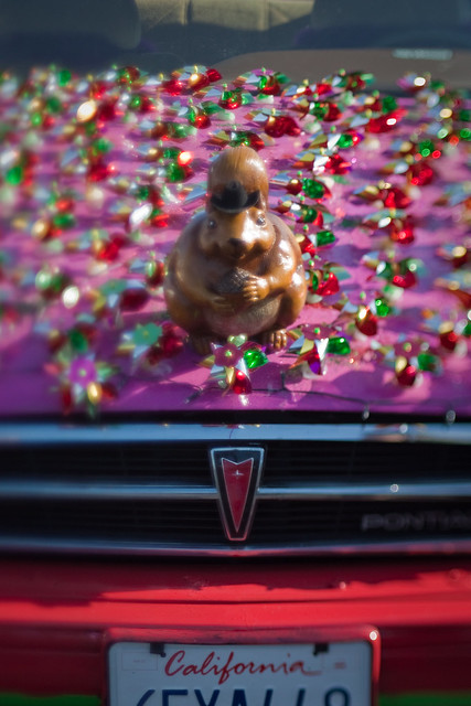 Maker Faire 2009: Pontiac Squirrelbird