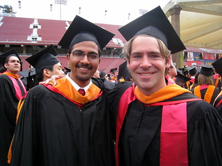 Stanford Graduation | Paul and I sit through commencement to