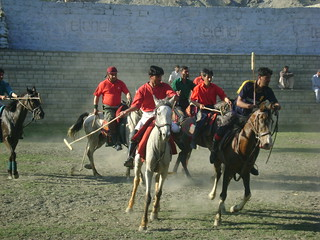 watching polo Gilgit | by Shaun D Metcalfe