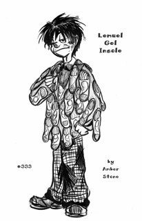 #333 - Lemuel Gel Insole