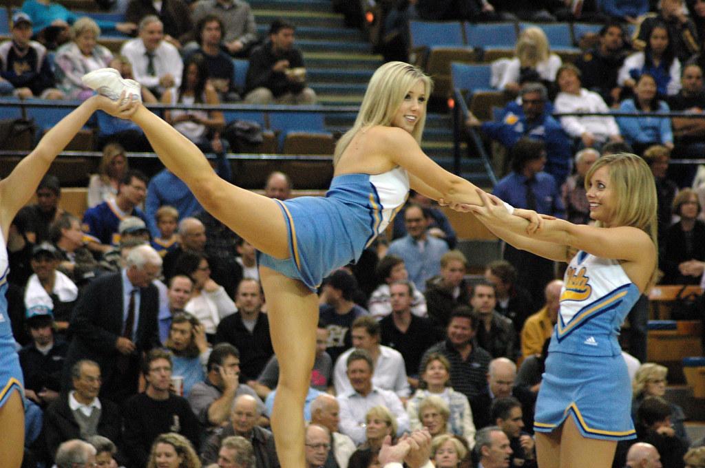 Ucla Cheerleader Panties Scenes
