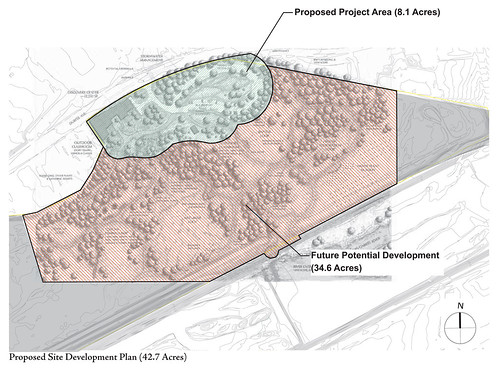 Discovery Center/Lario Creek proposed development plan 2 | by naturalareafan